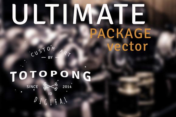 Ultimate Vector Package