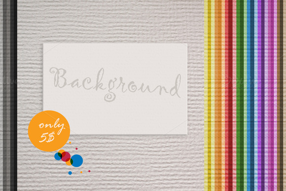 Color Handmade Jute Paper Photo