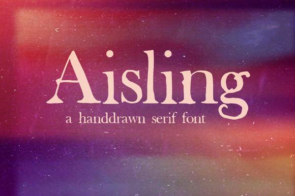 Aisling Serif