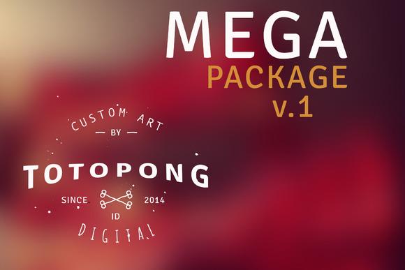Megapack Vector