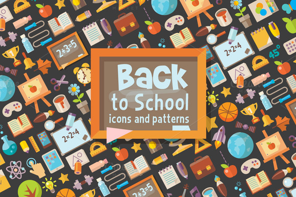Back To School Patterns