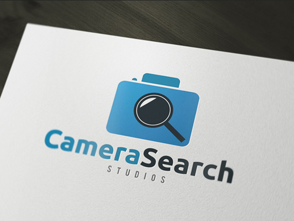 Camera Search Logo