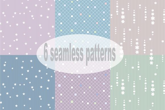6 Seamless Pattern