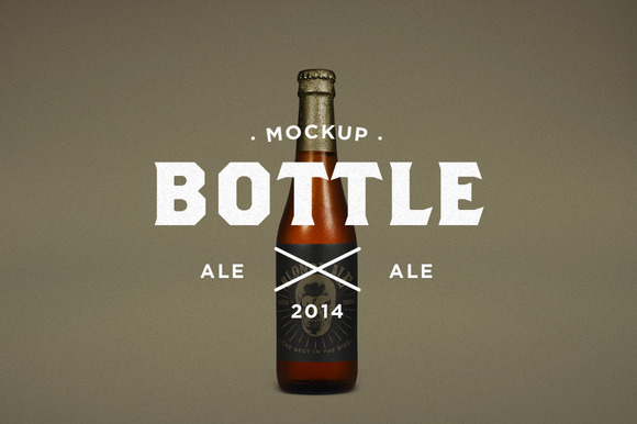 Blonde Ale Mock-Up