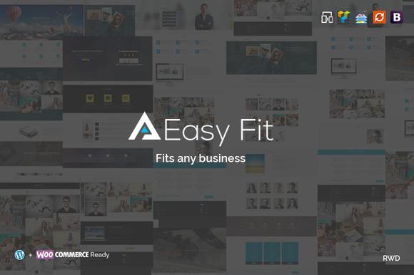 EasyFit Multipurpose Wordpress Theme