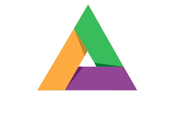 A Ўш Triangle Logo