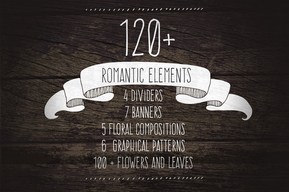120 Romantic Elements