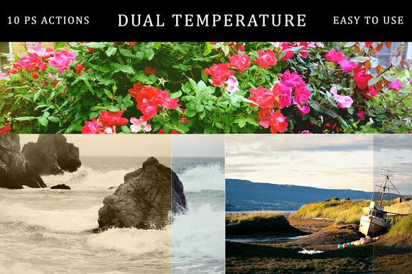 Dual Temperature