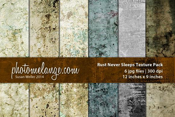 Rust Never Sleeps Texture Pack