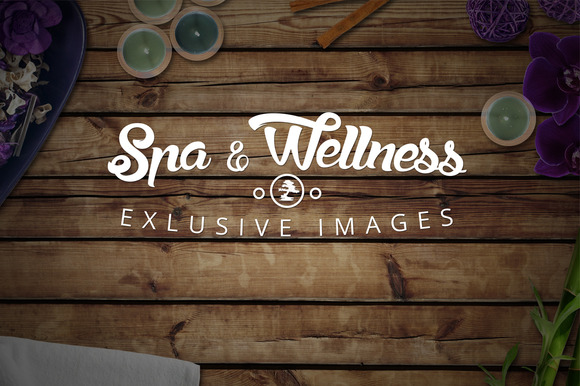 Spa Wellness Header Images