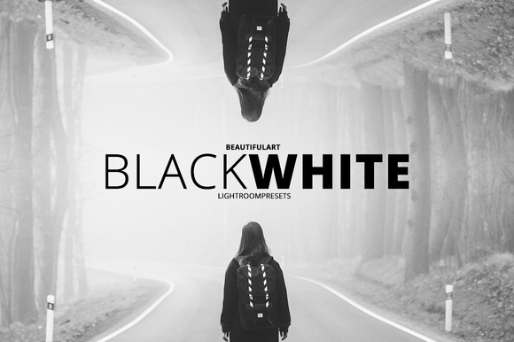 Pro BLACKWHITE Lightroom Presets