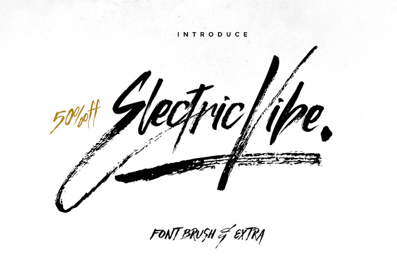 Electric Vibe-50% Off