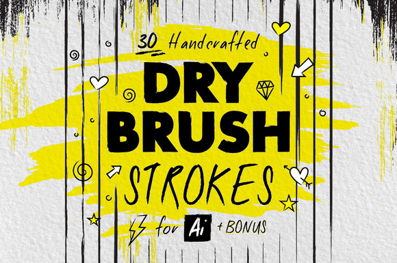 how to create brush strokes in illustrator