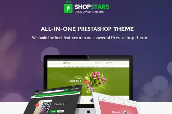Leo Shop Stars Responsive Theme