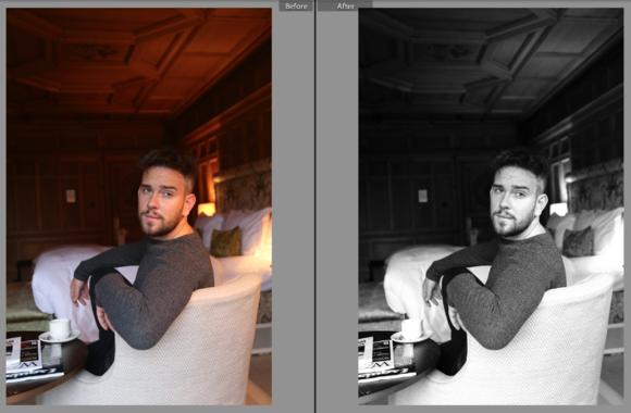 Micro Adobe Lightroom Presets By HLO