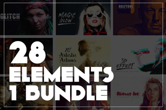 28 Elements 1 Bundle