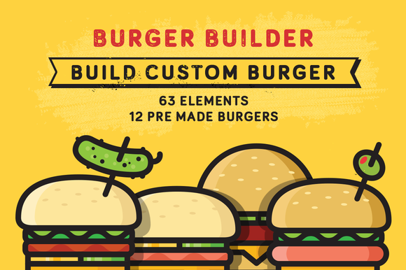 Hamburger Builder