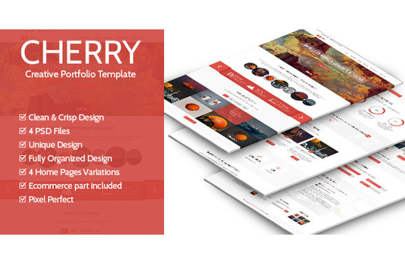 Cherry Creative Portfolio Part 2