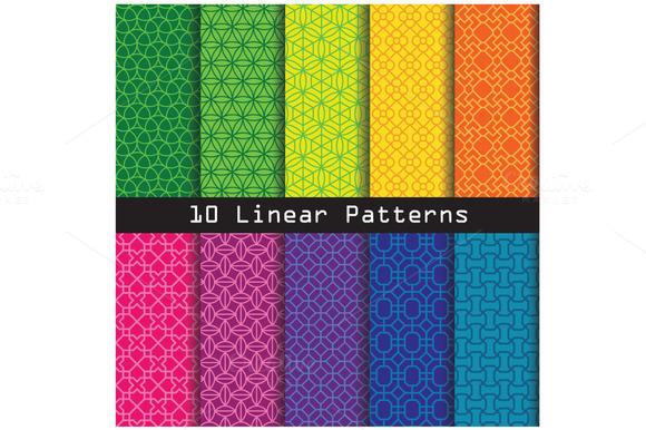 Linear Pattern Set 2