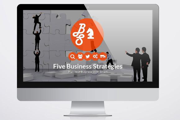 Premium Business PowerPoint
