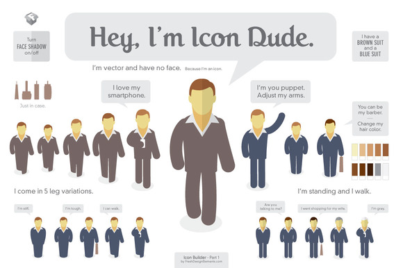 Icon Builder Part 1- Icon Dude