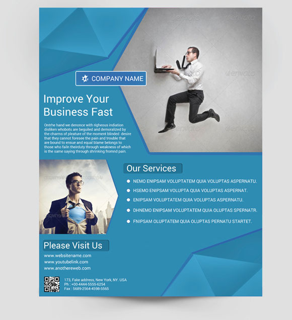Business Flyet