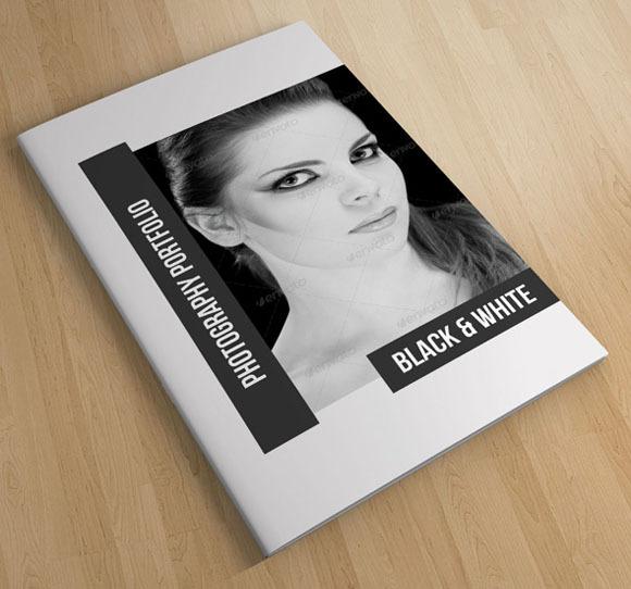 Photographer Portfolio-12 Pages