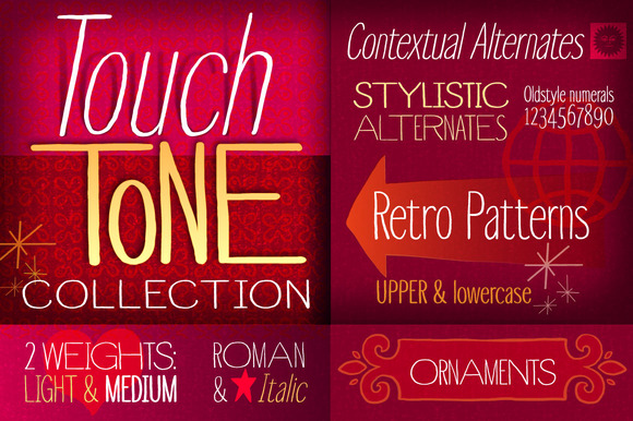 Touch Tone Collection