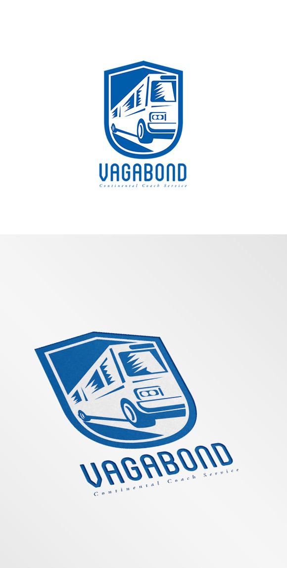 Vagabond Continental Coach Logo