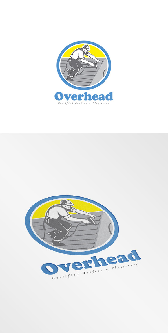 Overhead Roofers Logo