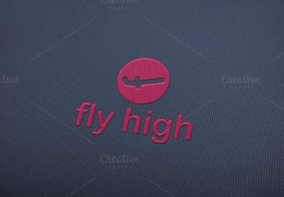 Airlines Agency Logo Template V.2