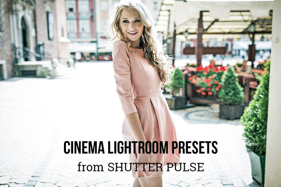 Cinema Lightroom Presets