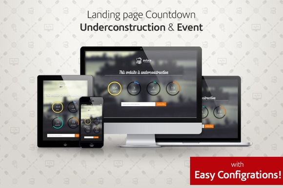 Underconstruction Event Countdown