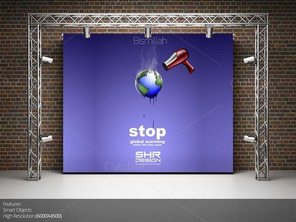 Advertising Mockup 3