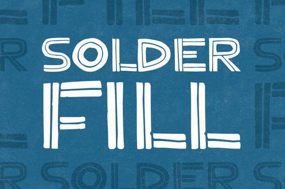 Solder Fill