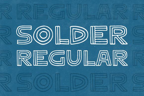 Solder Regular