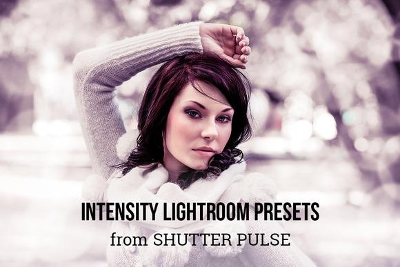 Intensity Lightroom Presets