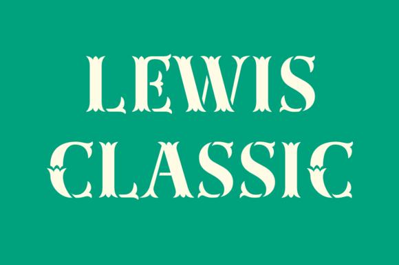 Lewis Classic