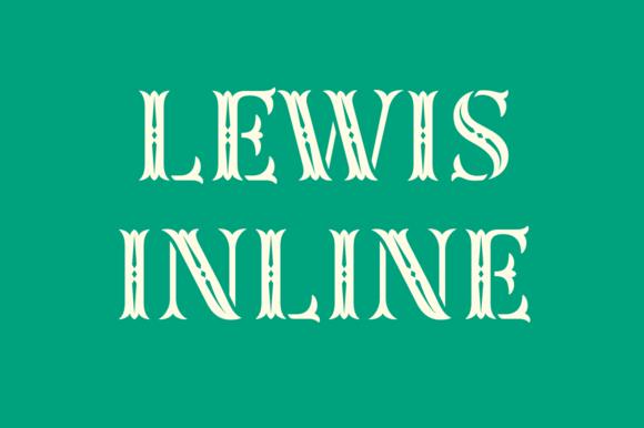 Lewis Inline