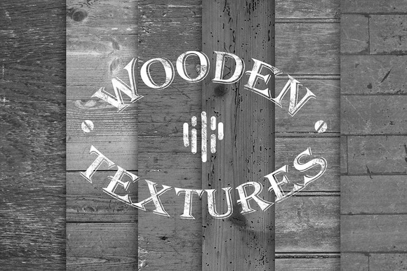 Vintage HD Wooden Textures Pack