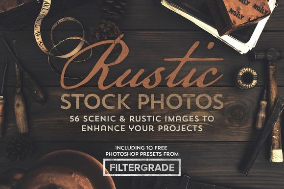 Rustic Images FilterGrade Bonus