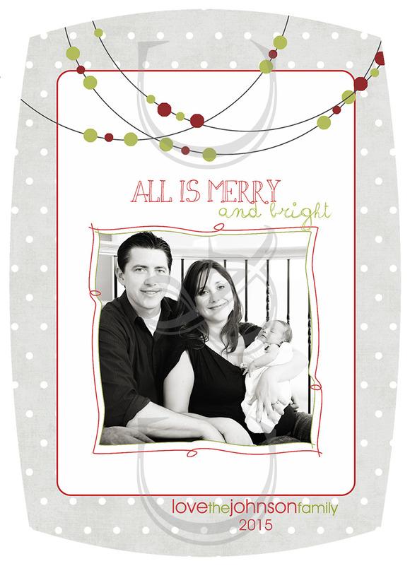 Christmas Photo Card Selection #104