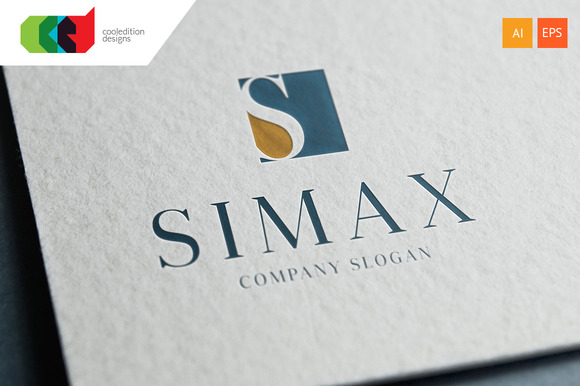 Simax Logo Template