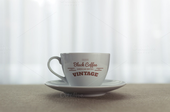 Coffee Cup Mock-Up #1