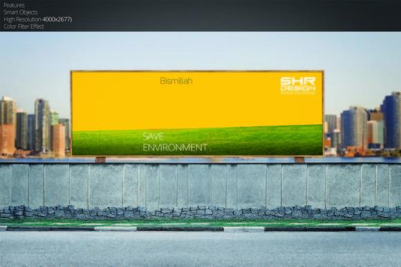 Billboard Mockup 10