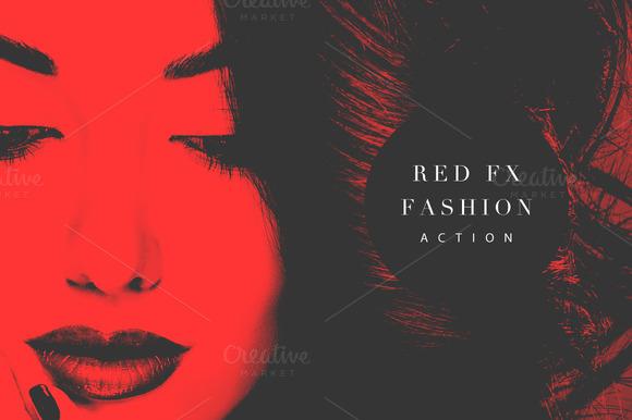 Red FX Fashion