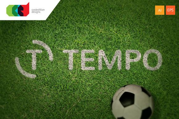 Tempo Logo Template