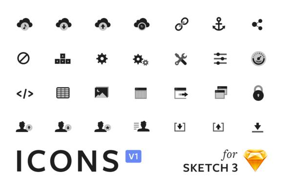 ICONS V1 Sketch 3