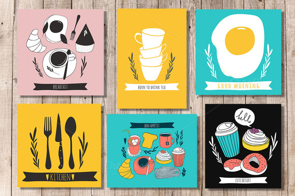 Kitchen Art Prints