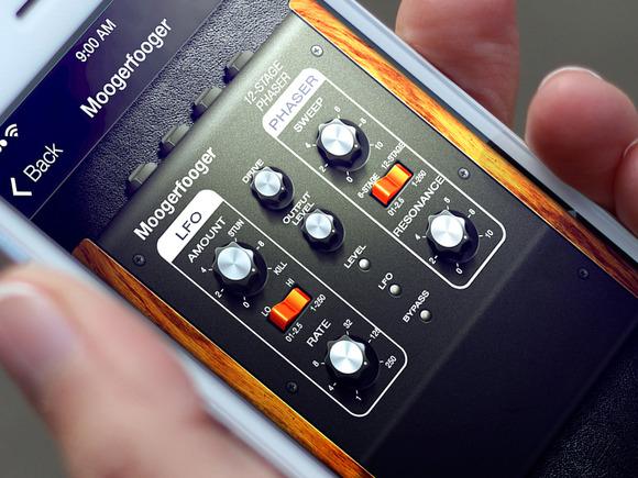 Guitar Amps App